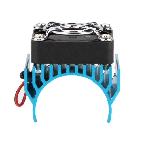 New High Efficient 540 3650 Motor Metal Heat Sink 5V Cooling Fan for 1/10 Car