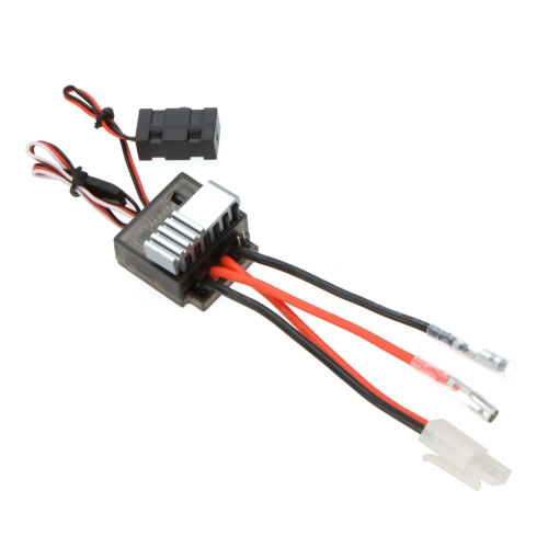 High Quality 1/8 1/10 RC Car Truck Boat 320A Brushed Brush Speed Controller ESC W/Reverse 4.8-7.4V