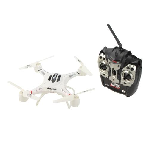 Fayee FY550 2.4G 4CH velocidad fantasma RC Quadcopter con giroscopio de 6 ejes