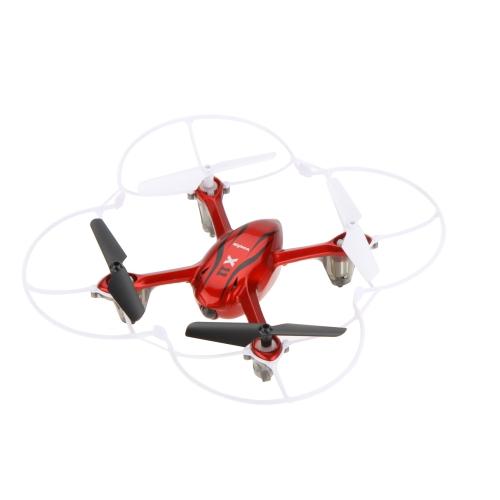Syma X11 2.4G 4CH Mini Biomimetic Design 6-axis Gyro RC 360 Degree Quadcopter w/ Propeller protector
