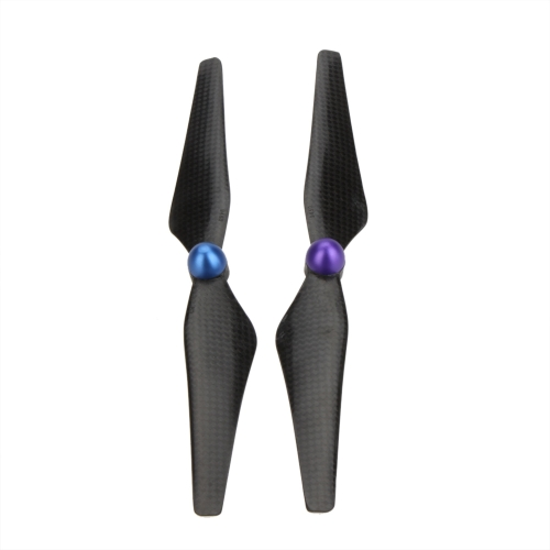 New 9450 9*4.5 High Efficient Self-locking Carbon Fiber CW/CCW Propeller Prop for DJI Phantom 1 2 Vision+ FC40  RC FPV Quadcopter