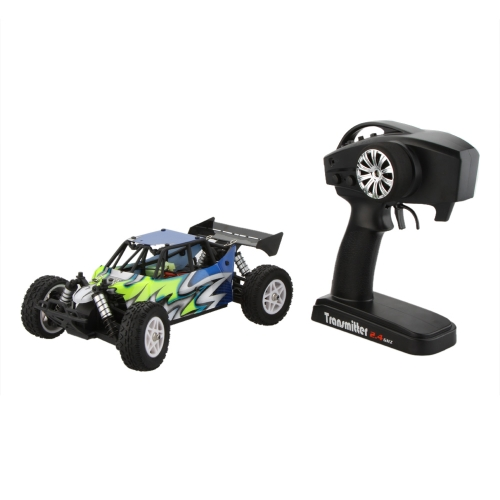 High Performance New TROO E18DB V2 1/18th 1:18 SCALE 4WD Brushed RC Desert Off-Road Car with Transmitter RTR
