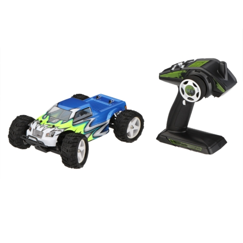 High Performance Nowa troo E18MT BL V1 1 / 18-ty 1:18 Brushless 4WD SKALA Monster Truck w / 3CH Nadajnik RC Car