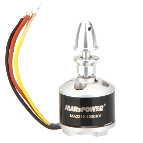 High Performance MARSPOWER MA2212 KV1000 1000KV Brushless Motor For DJI F330 350 F450 Multirotor Quadcopter