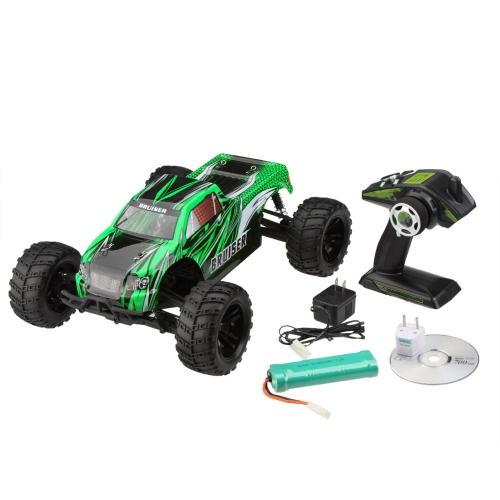 YiKong Inspira E10MT 1/10th Scale 4WD Electric Brushed Monster Truck Car RTR