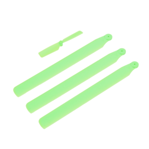 New Upgrade Version High Performance Main Blades & Tail Rotor V931-005 for WLtoys V931 Helicopter