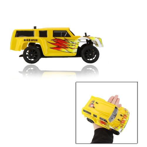 Original HSP 94249 2.4G 1/24th Scale RC 4WD Electric Powered Pickup Truck Car Toys with Transmitter RTR