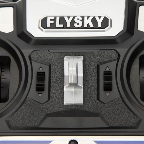 Flysky FS-i4 AFHDS 2A 4CH 2.4GHz nadajnik radiowy system łączności dla RC Helicopter Glider z FS-A6 Receiver