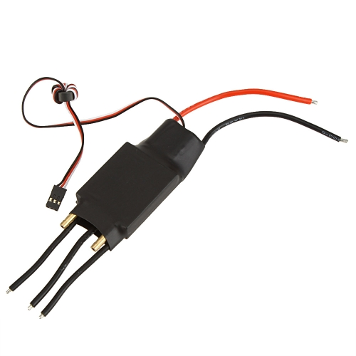 GoolRC 80A Brushless Water Cooling Electric Speed Controller ESC with 5V/5A SBEC for RC Boat Model