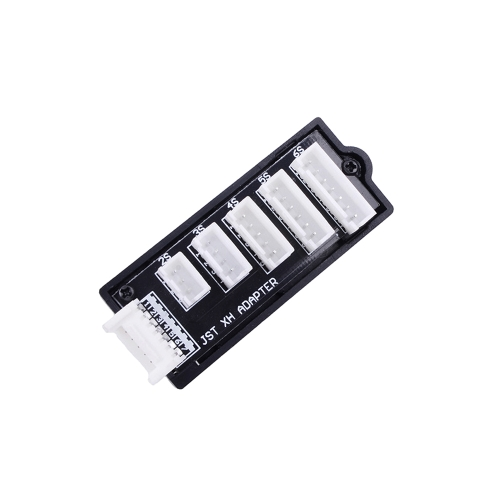 GoolRC 2S-6S Balance Charger Expansion JST HX Adapter Board For RC Lipo Battery Charging(JST HX Adapter Board,Lipo Battery Charge board, Balance Charge Board)