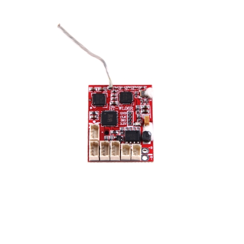 Oryginalny Wltoys V977-005 RC Helicopter Power Star X1 Receiver Board for Wltoys RC Helicopter V977 Receiver Board część (Wltoys V977-005, Wltoys V977 części, Wltoys V977 Power Star X1 Receiver Board)