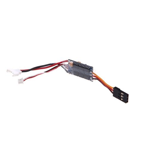 Regolatore di velocità elettronico wltoys V977-004 per elicottero RC Wltoys V977 V930 velocità elettronico parte del controllore (Wltoys V977-004, regolatore di velocità elettronico di Wltoys V977 V930, Wltoys V977 V930 ESC)