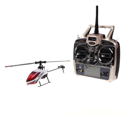 WLtoys V966 Power Star 1 6CH 2,4 G 3D Flybarless RC Hubschrauber (WLtoys Hubschrauber, V966 Power Star 1 Helicopter Flybarless RC Helicopter)