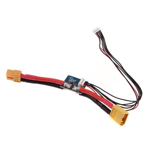 GoolRC APM2.5.2 APM2.6 フライト コントロール ボード Pixhawk パワー モジュール V1.0 出力 BEC 3A XT60 プラグ(電源モジュール、APM Pixhawk 電源モジュール、飛行制御ボード 電源モジュール)【並行輸入品】