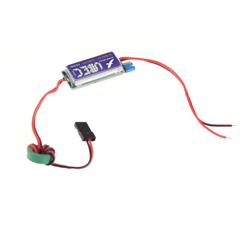 Hobbywing 3A Switch Mode UBEC 5V 6V max 5A Lowest RF Noise (Hobbywing UBEC,3A UBEC)