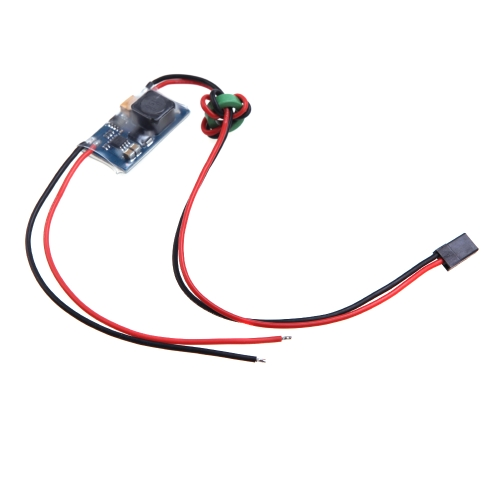 GoolRC SBEC 5V 5A 2-8S Lipo Battery Input BEC UBEC SBEC Module for FPV Quadcopter APM Flight Control Board (RC 5V SBEC,APM Power Module)