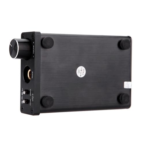 New SMSL sApII High-power High Fidelity Stereo 3.5mm / RCA L/R Stereo Input Headphone Amplifier