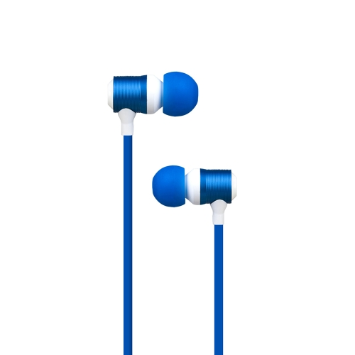 Metal Stereo 3.5mm In-ear Headphone Earphone Headset Super Bass Earbuds with Microphone for iPod iPad iPhone Android