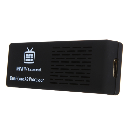 Mini Android 4.2 Google TV Player Box Dual Core RK3066 1G / 8 Go BT HD1080P Wifi EU Plug