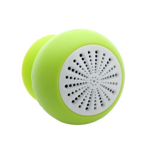 Mini Stereo BT Speaker Subwoofer Bass Sound Box for iPhone iPod iPad Handsfree Mic Car Suction Cup G
