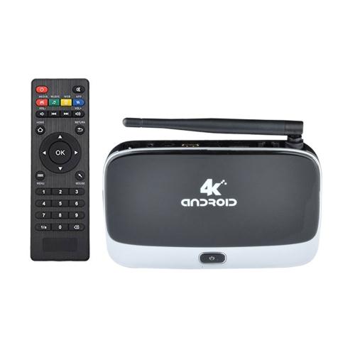 Android 4.4 RK3288 Quad Core Smart TV Box Mini PC Streaming Media Player 2GB 8GB Mali-T764 GPU BT 4.0 Wifi XBMC Miracast DLNA