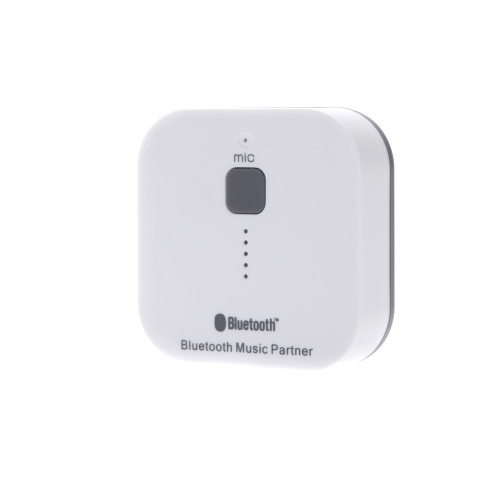 Bluetooth 3.0 Stereo Audio Receiver Handsfree Adapter for Cellphone Music to AUX