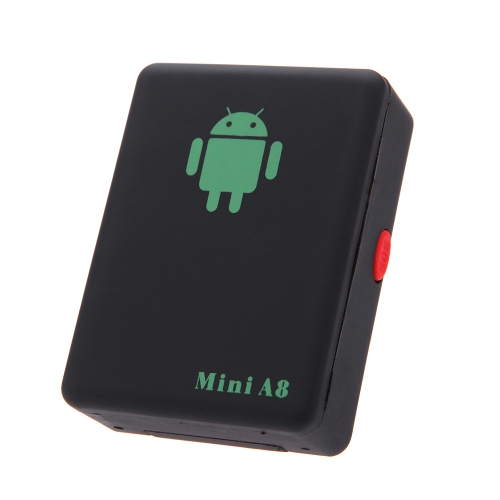 Mini A8 Global GPS Tracker Locator GSM/GPRS 4 Bands Tracking SOS Button for Cars Kids Elder Pets
