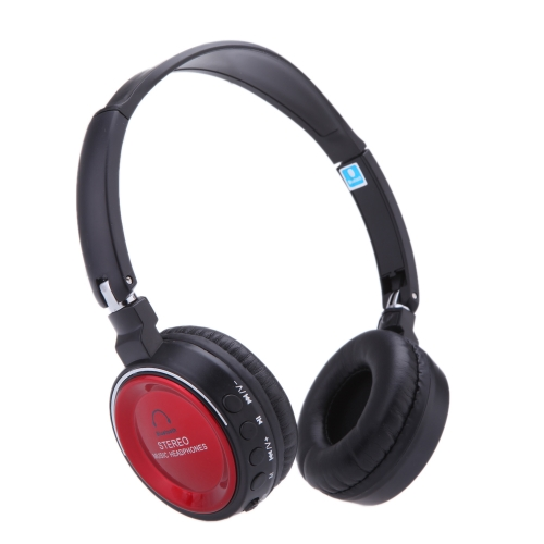 New Digital Wireless 3 in 1 Multifunctional Stereo Bluetooth Headphone Earphone Headset with Mic MP3 Player MicroSD/TF Music FM Radio for Smart Phones Tablet PC Notebook