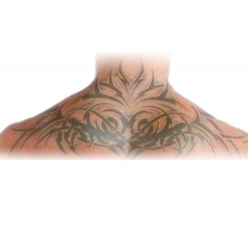 Водонепроницаемый корпус искусства временный тату Totemistic шаблон наклейку бумаги татуаж