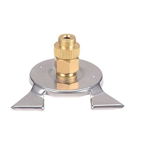 Outdoor Hiking Camping Stove Burner Furnace Converter Connector Gas Cartridge Tank Adapter
