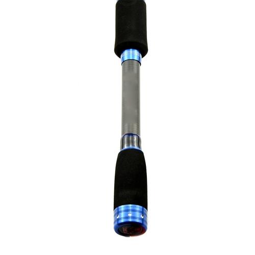 2,7 m/8,86 ft 10 sezioni portatile in fibra di carbonio esca canna da pesca telescopica canna da pesca viaggio ultraleggero