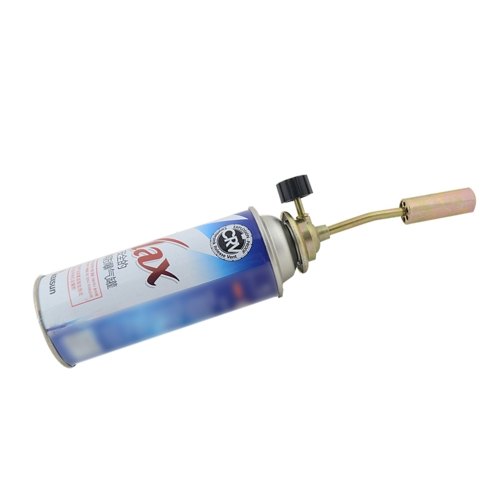 Portable Butane Gas Torch Flamethrower Flame Lighter Outdoor Camping BBQ Welding Soldering Brazing Tool