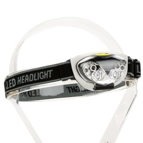 Faro anteriore resistente all'acqua da 6 LED da 1200 lumen