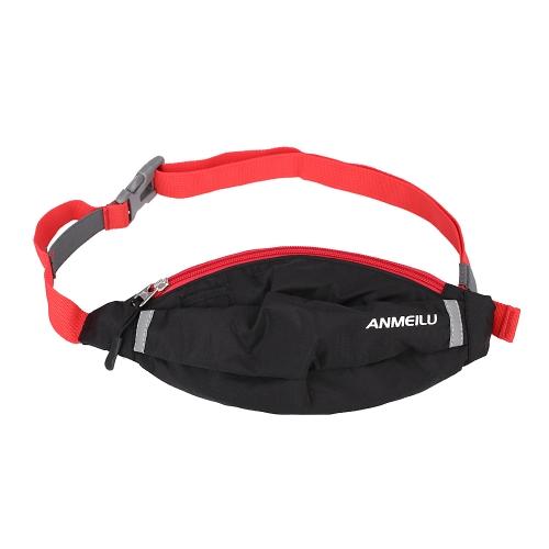 ANMEILUアウトドアバッグ、登山ハイキングバッグ、スポーツウエストバッグ