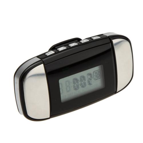 LCDマルチファンクションスポーツハートレートパルスモニター歩数計はカロリーの距離カウンターステップ