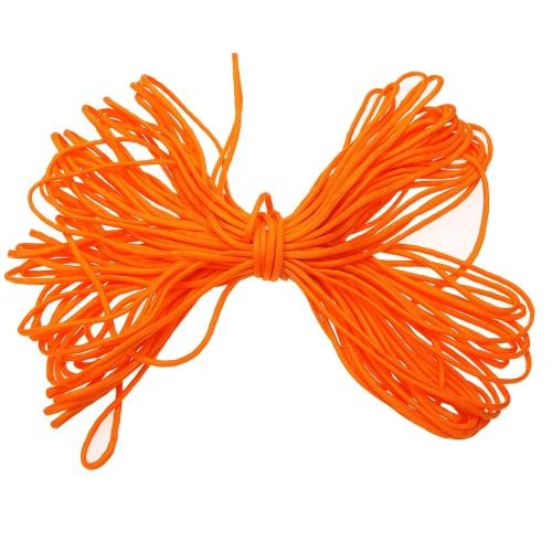 30.5 М/100 футов вождения 7 Strand парашют шнур талреп веревку Открытый выживания чрезвычайной инструмент