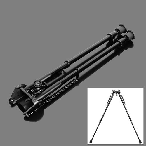 15 «- 22» 13 уровня регулируемые весной возвращения телескопические портативный снайпер охотничьи винтовки сошки слинг шарнирный кронштейн