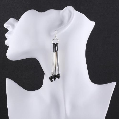 E001-CFree shipping new hot Fashion Earrings Christmas jewelry for women Rope Earrings