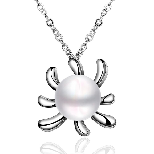 P032 Beautiful pearl pendants for Girl Friend Best gift