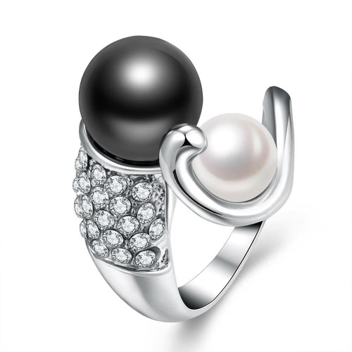 R051-8 por mayor alta calidad níquel libre antialérgicas nueva moda joyería K chapado en oro anillo