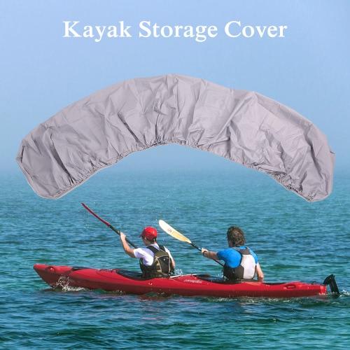 Профессиональный водонепроницаемый Kayak хранения Обложка Лодка Обложка Canoe хранения Пылезащитный щит