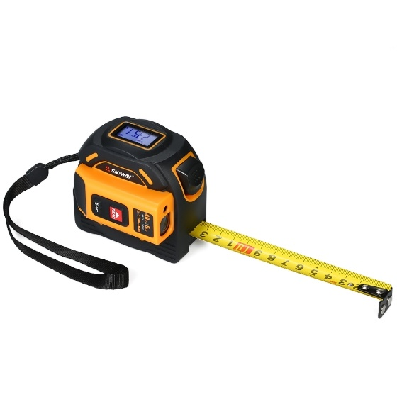 SNDWAY Digital Laser Distance Meter Rangefinder 40m Sales Online #1 - Tomtop