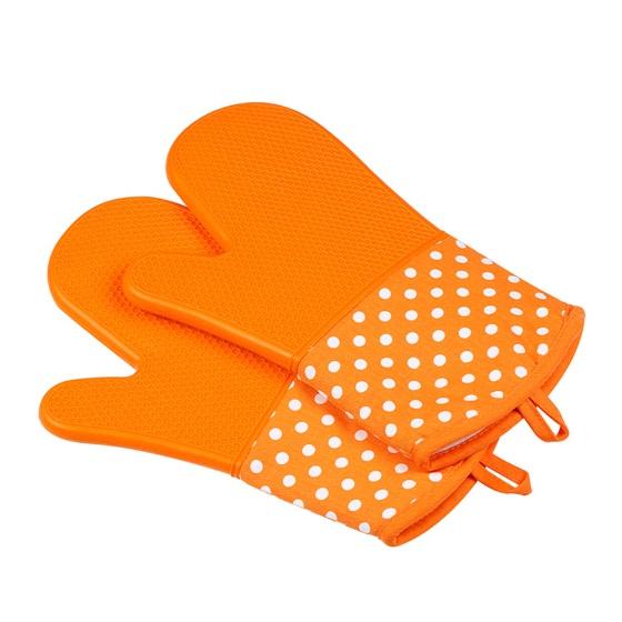 silikon ofen handschuhe mit trivet gesteppte baumwolle gef tterte silikon k chenhandschuh. Black Bedroom Furniture Sets. Home Design Ideas