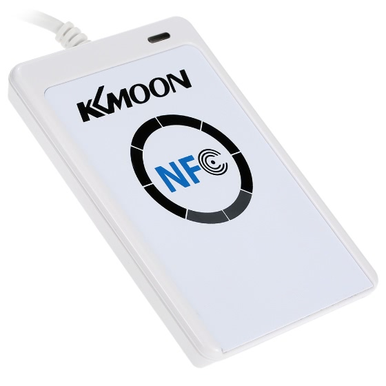 KKmoon NFC ACR122U RFID Contactless Smart Reader & Writer/USB + SDK + IC  Card