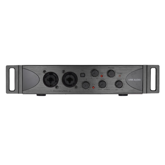 Professional USB Audio Interface Audio Mixer Sound Card Network Online  Singing Device with USB Cable for Recording Studio DJs Home Entertainment  for