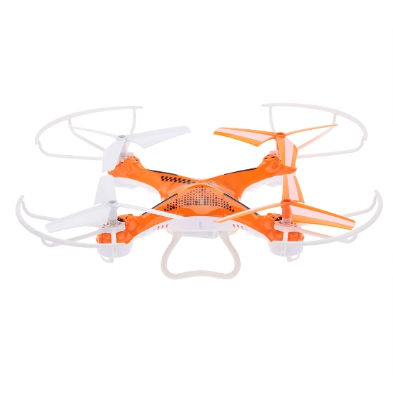 Original Attop YD-829C 2 4GHz 4CH 6-Axis Gyro RTF RC Quadcopter UFO Drone  with Headless Mode and 2 0MP Camera