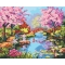 Frameless-DIY-Digital-Oil-Painting-16-*-20-Spring-Scenery-Hand-Painted-Cotton-Canvas-Paint-By-Number-Kit-Home-Office-Wall-Art-Paintings-Decor