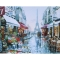 Frameless-DIY-Digital-Oil-Painting-16-*-20-Romantic-Paris-Hand-Painted-Cotton-Canvas-Paint-By-Number-Kit-Home-Office-Wall-Art-Paintings-Decor