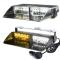 16LEDs-18-Flashing-Modes-Car-Truck-Emergency-Flash-Dash-Strobe-Light