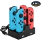 4-in-1-Charging-Dock-with-2-Port-USB-Hub-for-Nintendo-Switch-Joy-Con
